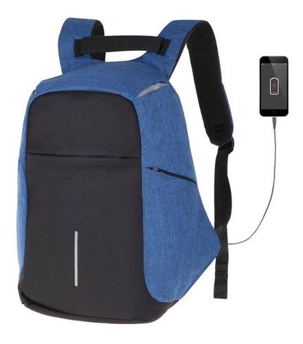 mochila para notebook anti furto roubo bolsa impermeavel