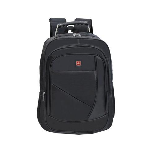mochila para notebook cruzeiro preta - ms05