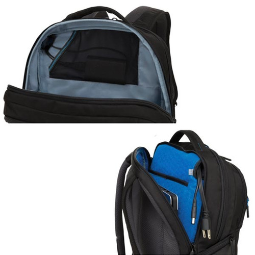 mochila para notebook dell professional 15,6  preto