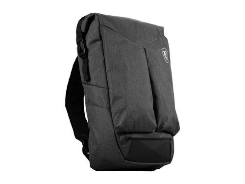 mochila para notebook hasta 15,6 pulg msi air gamer original