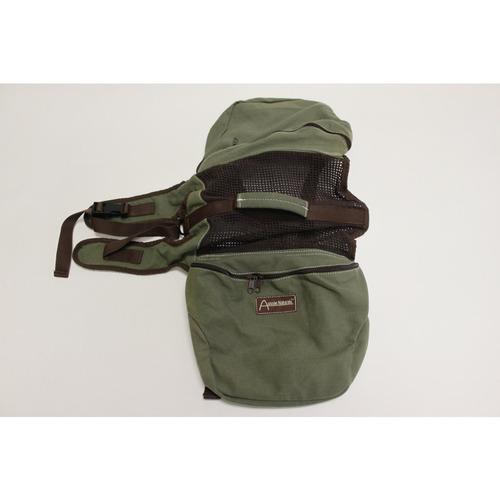 mochila para perro abo gear aussie dog backpack
