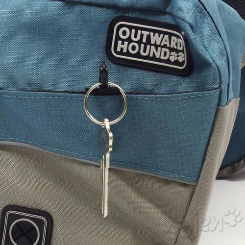 mochila para perro kyjen outward hound excursion