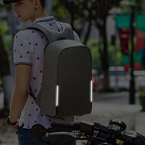mochila para portátil kopack slim bolsa de com