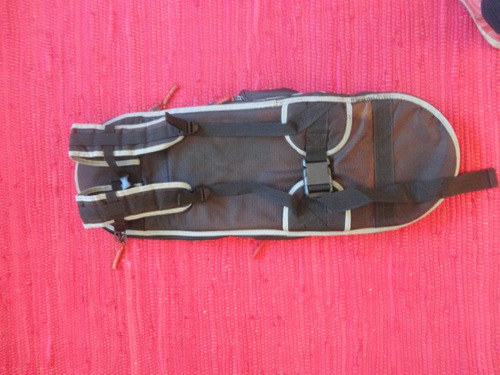 mochila para skate