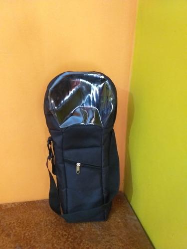 mochila para tubo de oxigeno portatil..