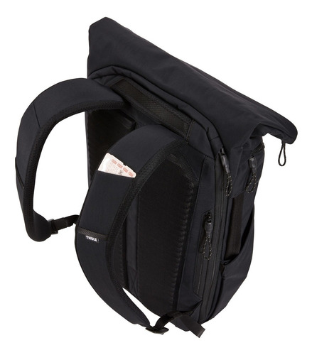 mochila paramount backpack 24l black - thule