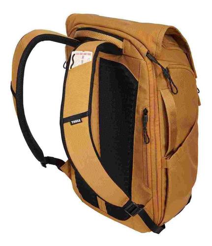 mochila paramount backpack 27l wood thrush - thule