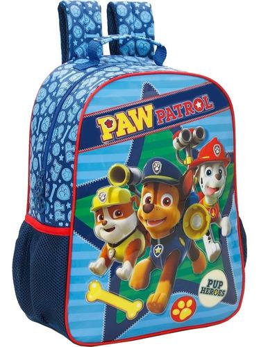 mochila patrulha canina pup heroes m - 7943