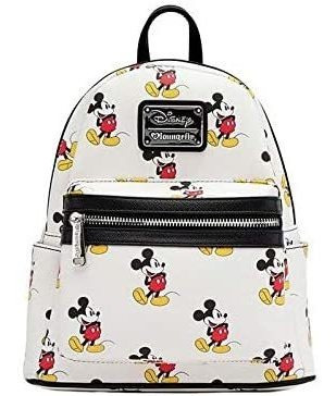 mochila peque?a loungefly x mickey all over
