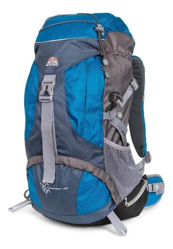 mochila pequeña catemaco 42 azul doite