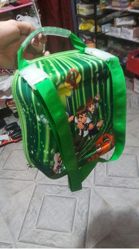 mochila pequeña de ben 10