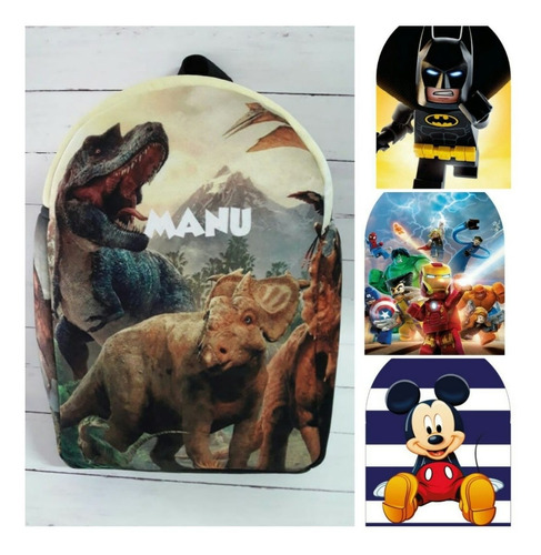 mochila personalizada neoprene