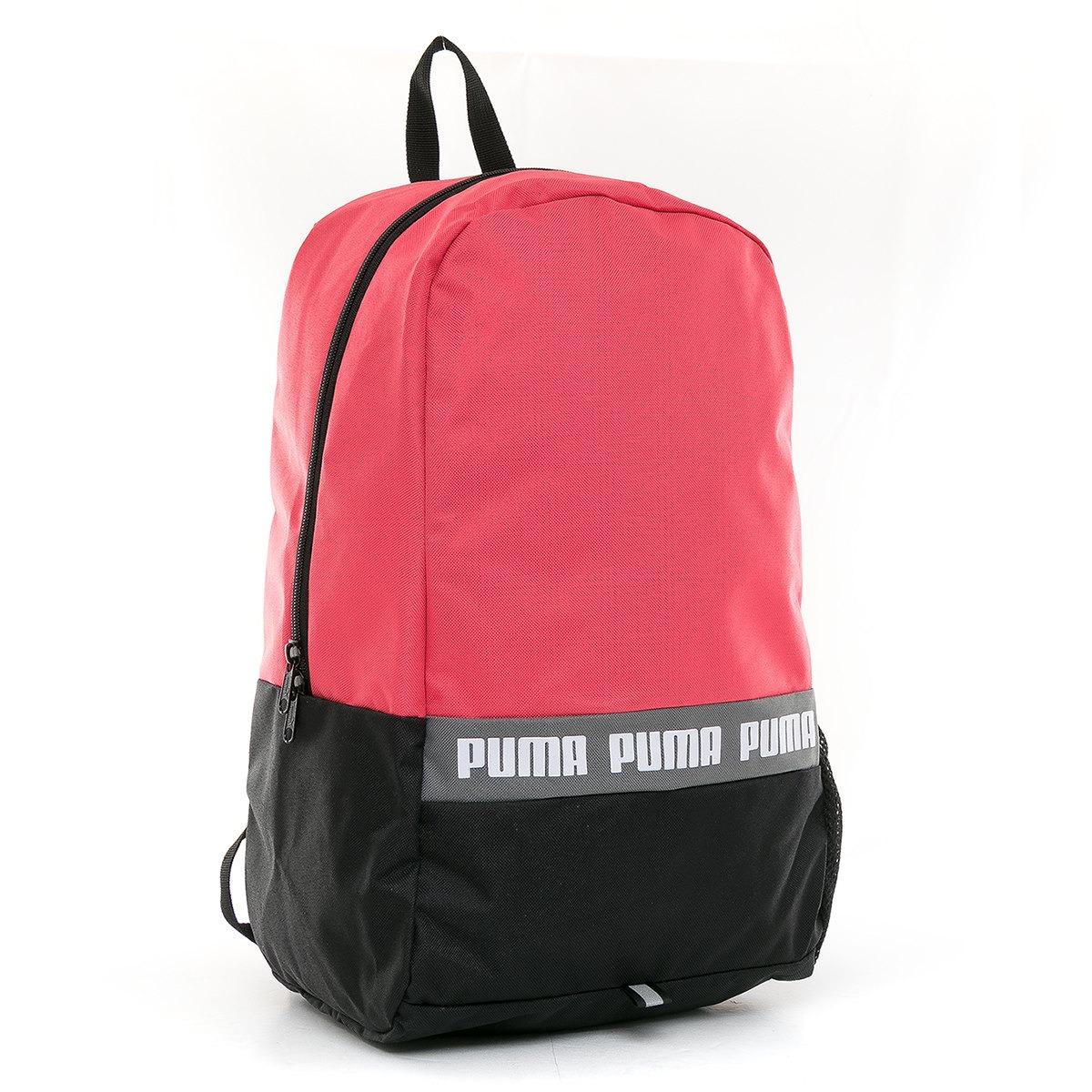 6920a6b229 Mochila Phase Ii Rosa Puma Puma Tienda Oficial - $ 489,00 en Mercado ...