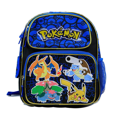 mochila pokemon blue 12