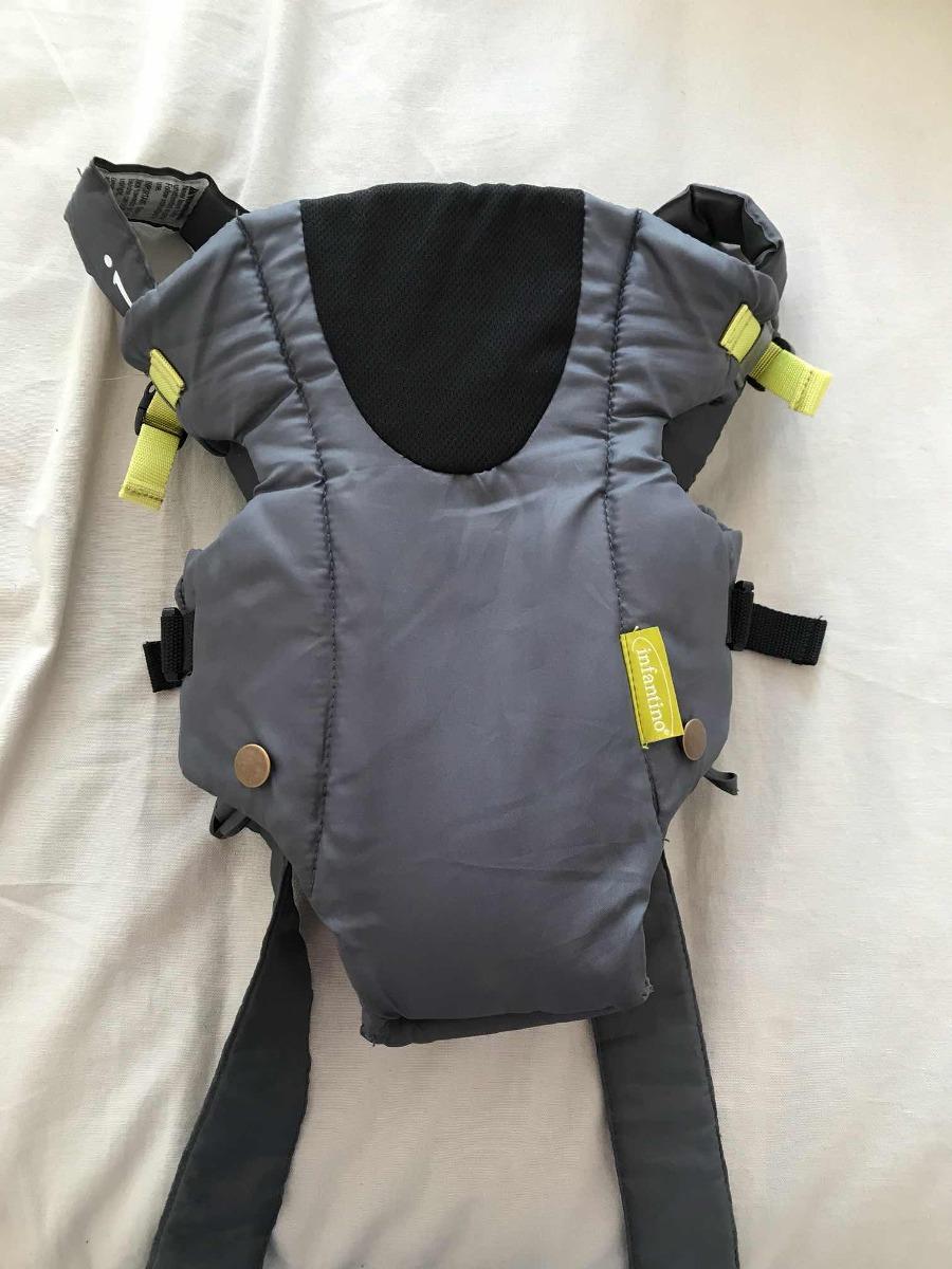 4a531dfd1d8d mochila porta bebe infantino 2 en 1 - excelente estado · mochila porta bebe.  Cargando zoom.