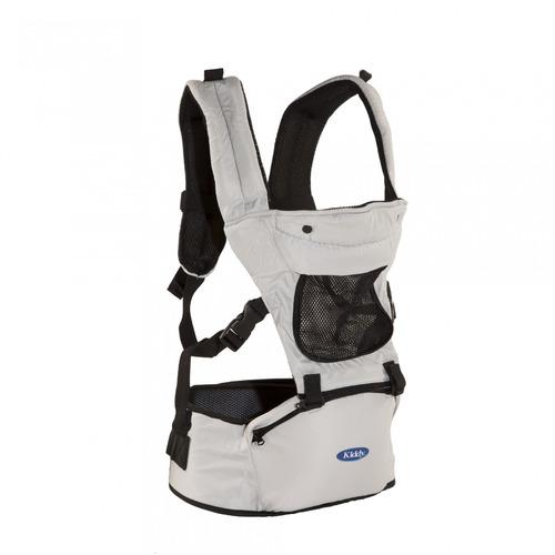 mochila porta bebé by bag hipseat kiddy