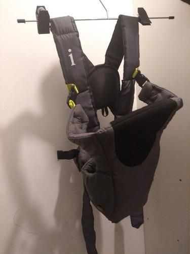 mochila porta bebé infantino ergonómica