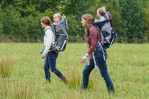 mochila porta bebés