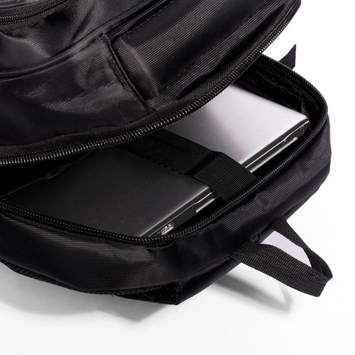 mochila porta notebook 17 usb urbana antirrobo + power bank