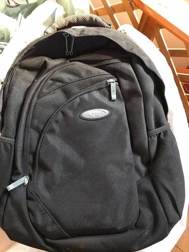 mochila porta notebook