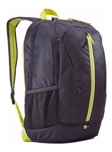 mochila porta notebook tablet case logic ibira 115 original