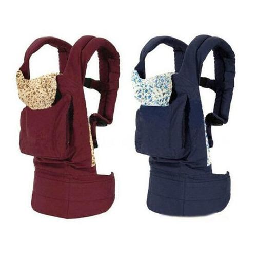 mochila portabebé cangurera canguro ergonómico bebé algodón