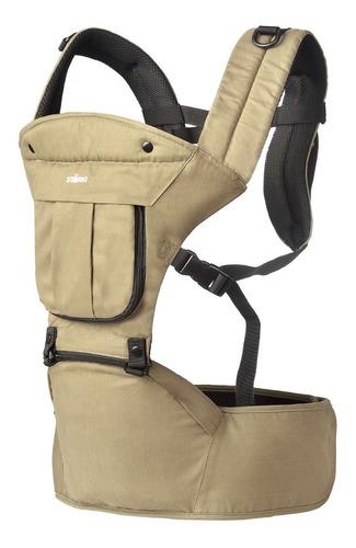 mochila portabebé moba con asiento 6 a 15 kg storki