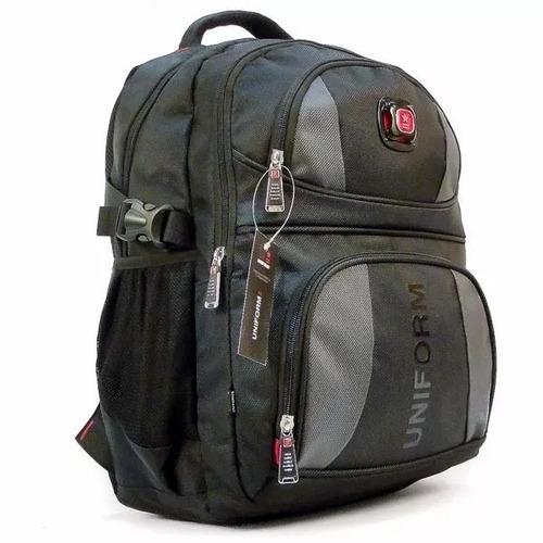 mochila portanotebook uniform *con garantía* 64.2005