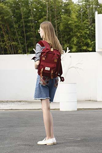 mochila portatil para escuela himawari para la universidad b