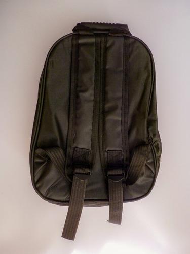 mochila preescolar con caparazón rígido varios estampados