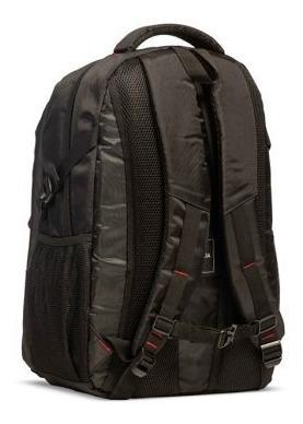 mochila primicia negra gmt portanotebook  41235