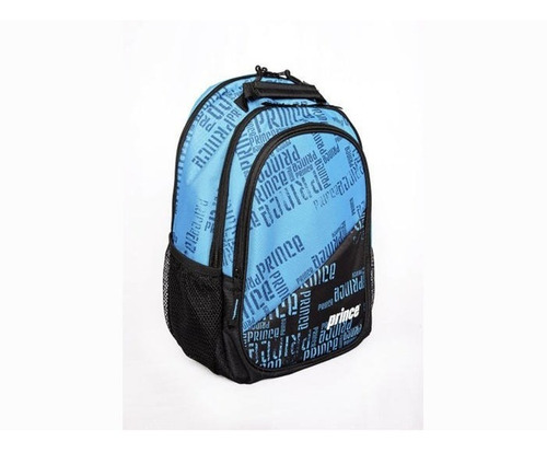 mochila prince club black/blue