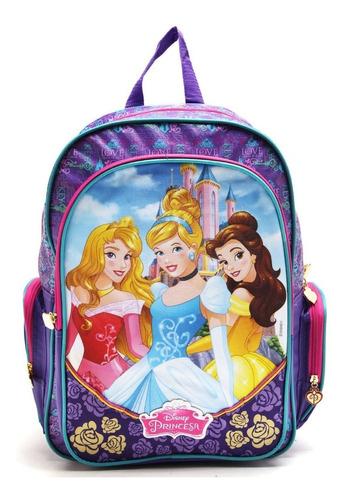 mochila princesas g dermiwil - 30399