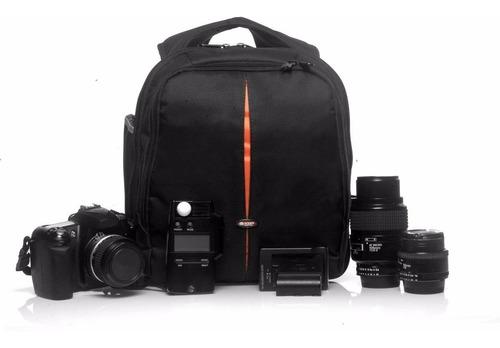 mochila profissional fotografica camera case bag vmb ii dslr