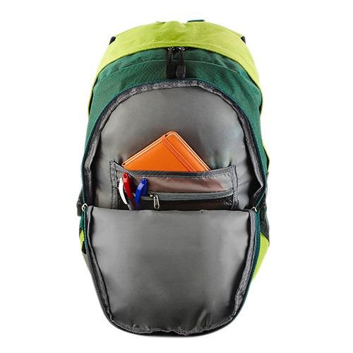 mochila promocional bitono