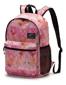 mochilas puma mujer rosa
