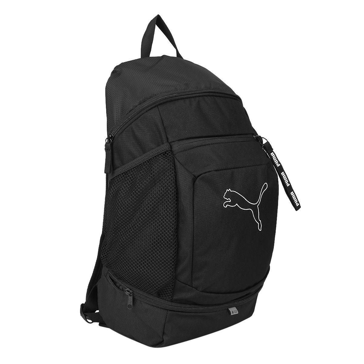 mochila puma echo backpack-75107 - preto. Carregando zoom. 0a76aecd455b5