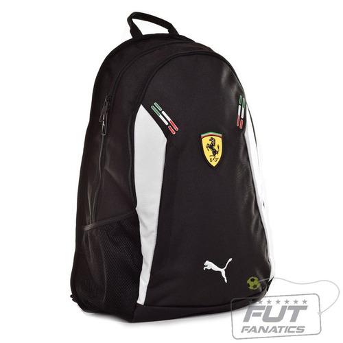 0d82b123c Mochila Puma Ferrari Backpack Preta - Futfanatics - R$ 139,90 em ...