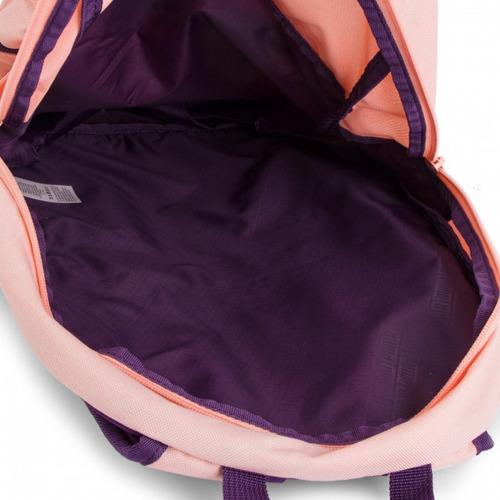 mochila puma phase - rosa e roxo