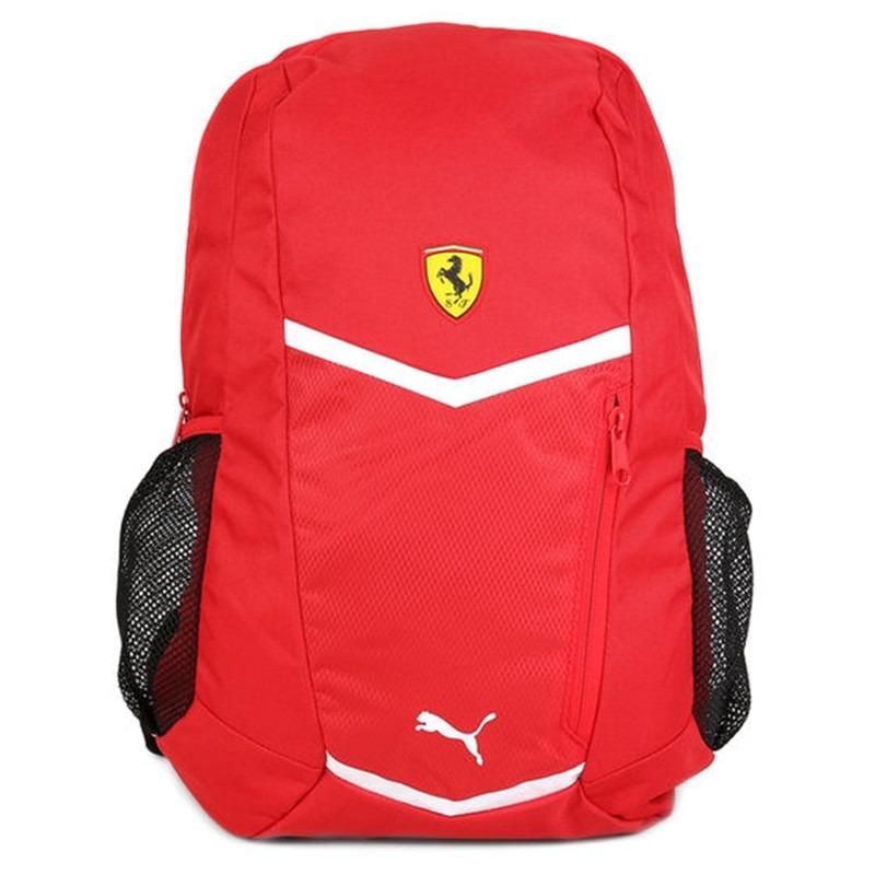 63dd5cd58 Mochila Puma Scuderia Ferrari Fanwear Vermelha - R$ 233,91 em ...
