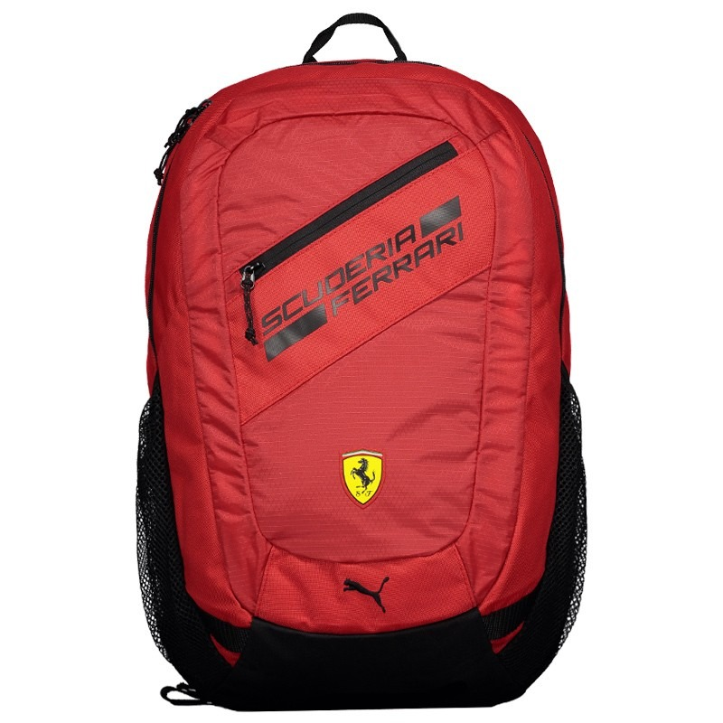 c4e86e489 Mochila Puma Scuderia Ferrari Fanwear Vermelha - R$ 199,90 em ...