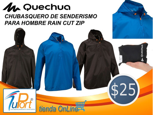 mochila quechua 10, 20, 30 litros varios colores