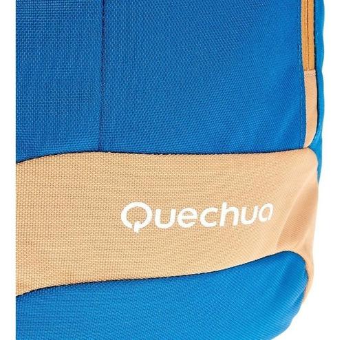 mochila quechua 21 lt. original. importada de francia