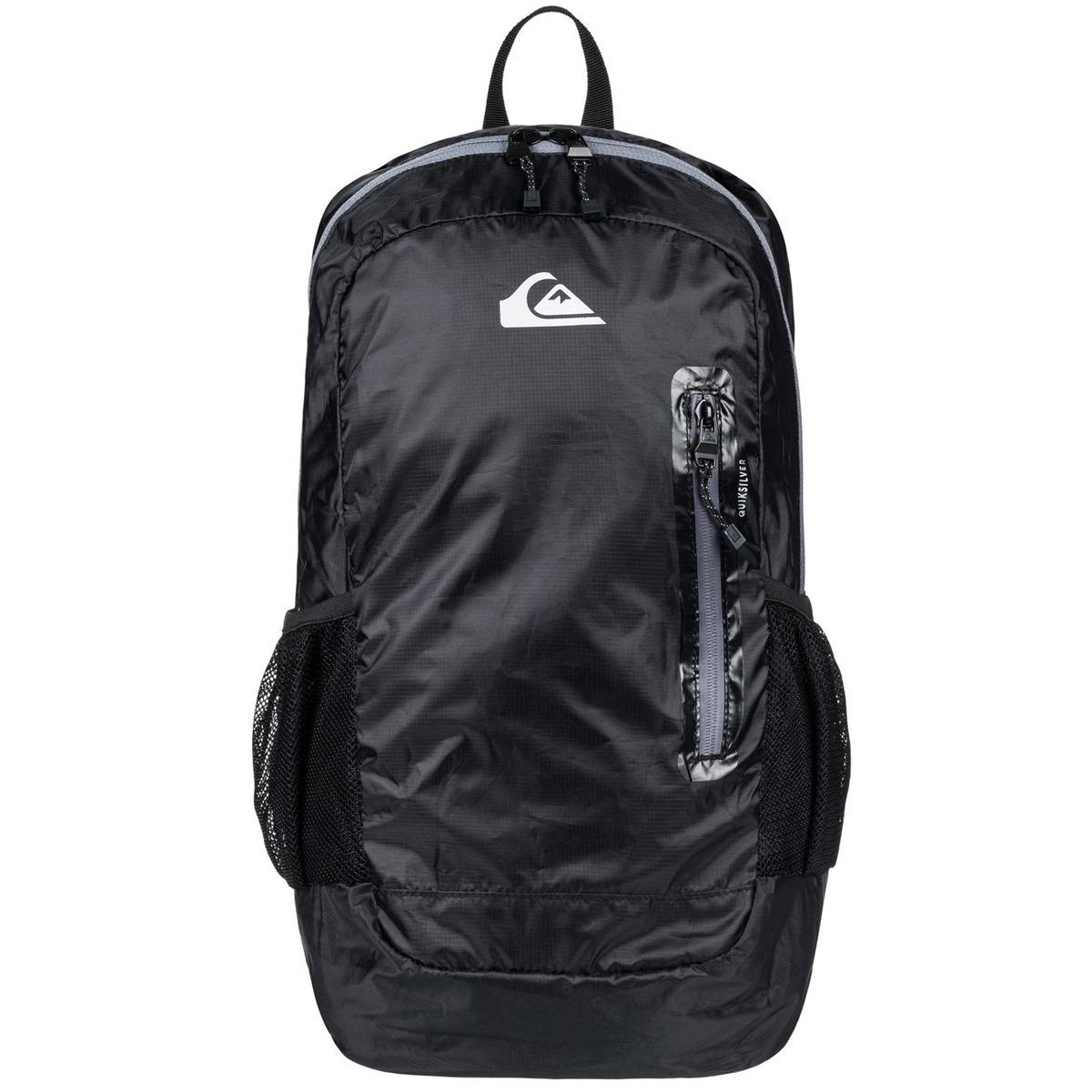 af709e213 Mochila Quiksilver Octo Packable - Cut Wave - R$ 179,90 em Mercado Livre