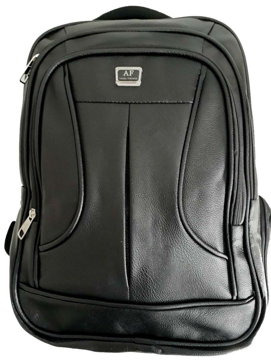ab560010e mochila rc couro sintético notebook masculina bolsa escola. Carregando zoom.