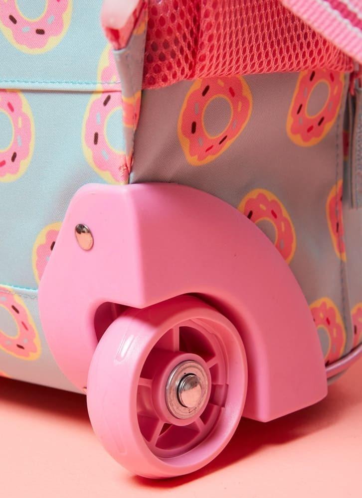 d25a88ce9 Mochila Rodinha Donuts - Puket - R$ 349,90 em Mercado Livre