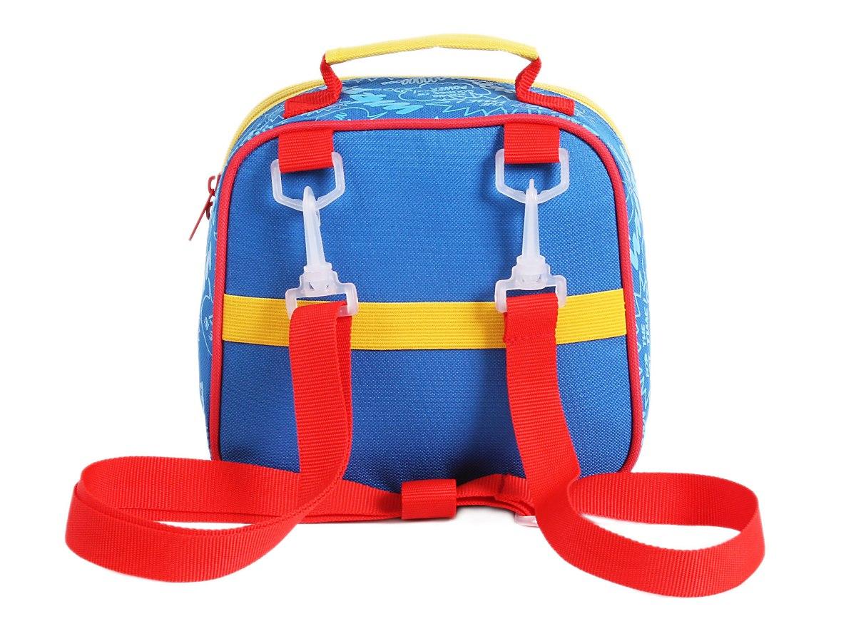 Mochila Rodinha G Lancheira Estojo Toy Story Buzz Woody - R  356 164ee17e544