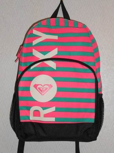mochila roxy portalaptop 100% original, traido de usa
