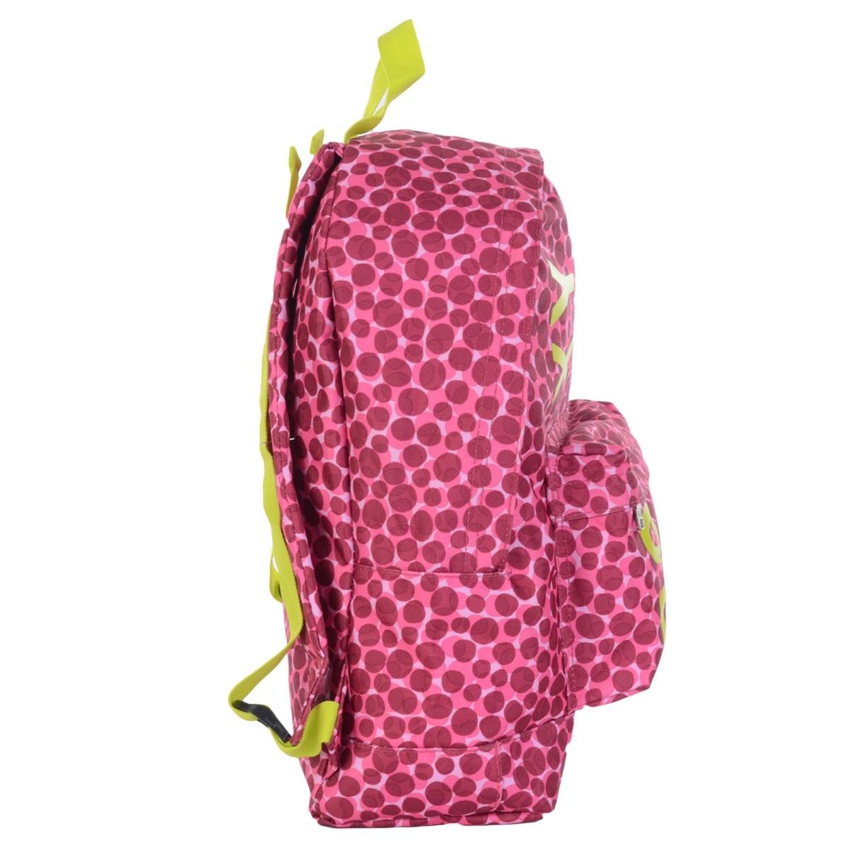 99bc336af Mochila Roxy Sugar Baby Dot On Dots Rosa - R$ 59,90 em Mercado Livre