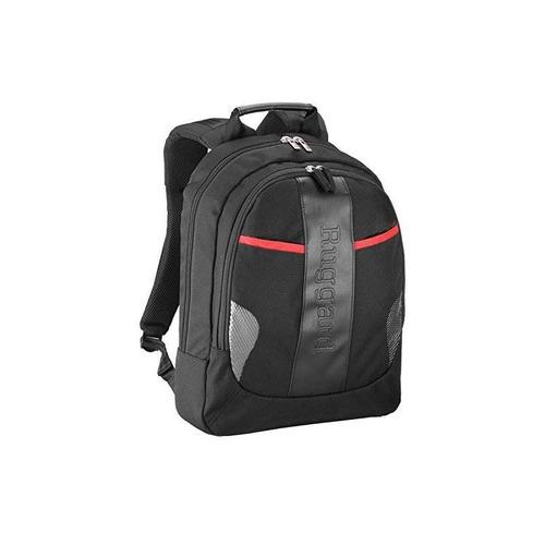 mochila ruggard red series ruby 22 tech + envio gratis